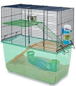 cage-gerbille