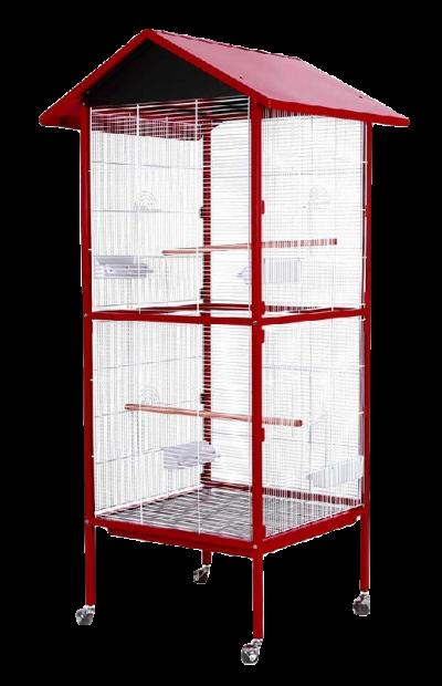 cage-volière