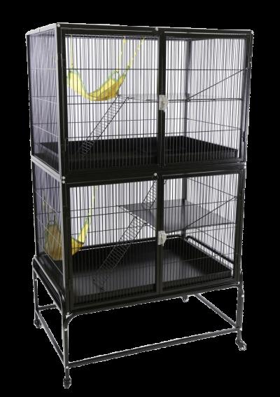double-cage-ecureuil-de-coree